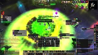 Nighthold Mythic - Tichondrius - Rank1 @ 747k hps - Holy Paladin POV