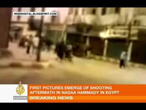 EGYPT UPDATE: Massacre of Coptic Christians on Christmas Eve