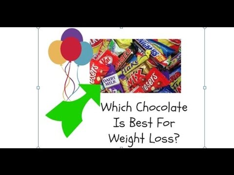 Which Chocolate Is Best For Your Weight Loss