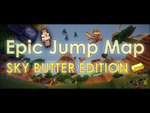 [OUT NOW!] Epic Jump Map: Sky Butter Edition [Trailer]