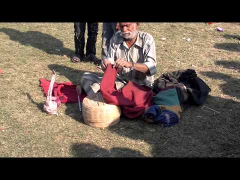 Funny Indian Magician video