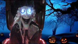 halloween prank wheelie bin