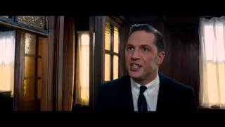 LEGEND Movie Trailer TOM HARDY   2015