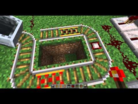 Trampa de Flechas - Minecraft Tutorial
