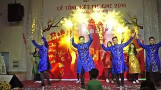 [Tất niên GMC 2016] - Ngày Xuân Long Phụng Sum Vầy - Nhóm múa GMC