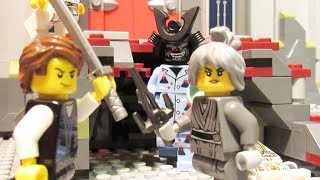 LEGO Ninjago - Shadows Of Destiny - Episode 12: The Legend Of Hirokara