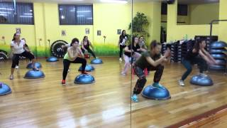 Total body COREOGRAPHY 2 ( BOSU )