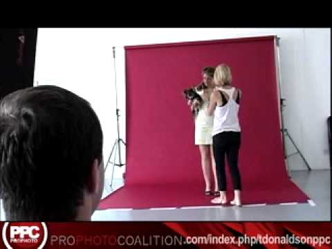 Clementine Ford photo shoot - Behind The Scenes Video
