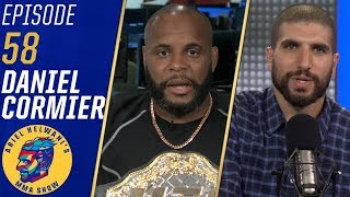 Daniel Cormier: Stipe Miocic acted like a brat sitting out | Ariel Helwani's MMA Show