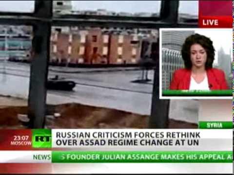 Syria: UN resolution drops demands for Assad's resignation, arms embargo - reports