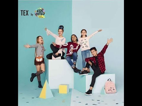Collection capsule Tex by Kids United Nouvelle Génération - Carrefour