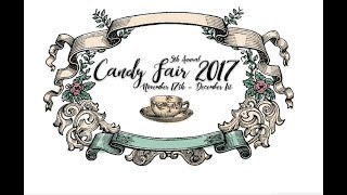 Let's Talk: The Candy Fair 2017 Shopping Tour