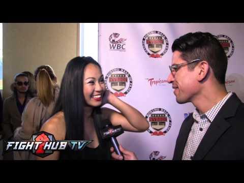 Boxing champ Ana Julaton talks 2nd pro mma fight for ONE FC  channeling inner Sakuraba