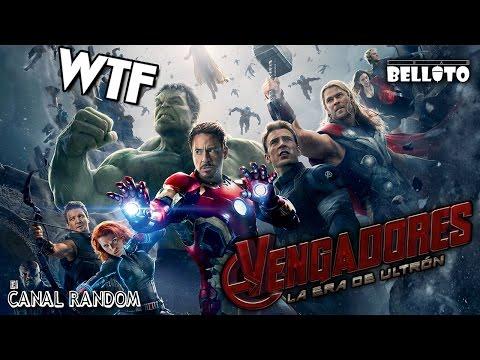 Errores De Películas Los Vengadores 2 La Era De Ultron Review Y Crítica