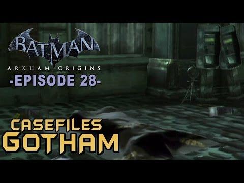 Batman Arkham Origins - Walkthrough Part 28 Jezebl & Conventry Crime Scene Investigations