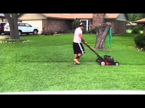 Snapper 21 commercial mower