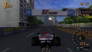 Gran Turismo 3 - F090/S PS2 Gameplay HD
