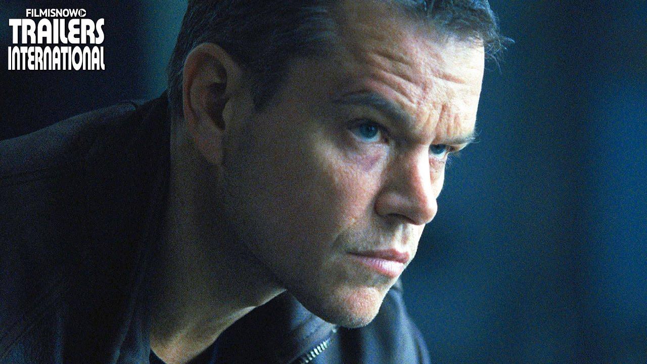 Matt Damon retorna para seu papel mais icônico em Jason Bourne | Trailer Oficial [HD]