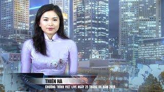 VIETLIVE TV ngày 25 06 2019