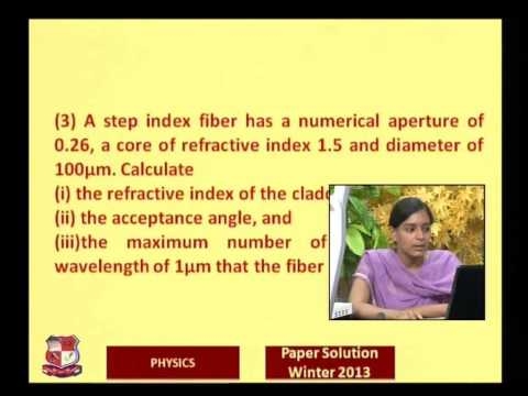 Foram M Joshi Physics GTU Question Paper with Solution Exam Winter 2013 3