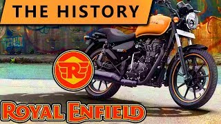 History of the Royal Enfield