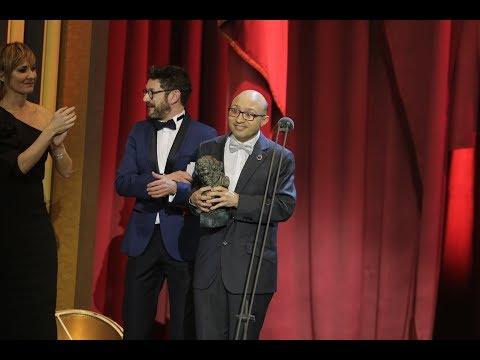 Jesús Vidal, Mejor Actor Revelación en los Goya 2019 por Campeones