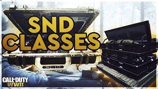 FaZe Attach's WW2 SnD Class Setups!