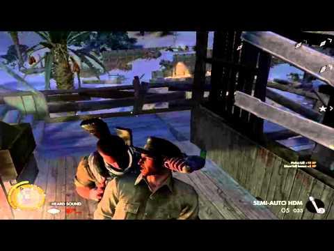 Intel HD Graphics 2000: Sniper Elite 3