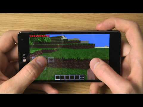 Minecraft Pocket Edition - Android Gameplay Review