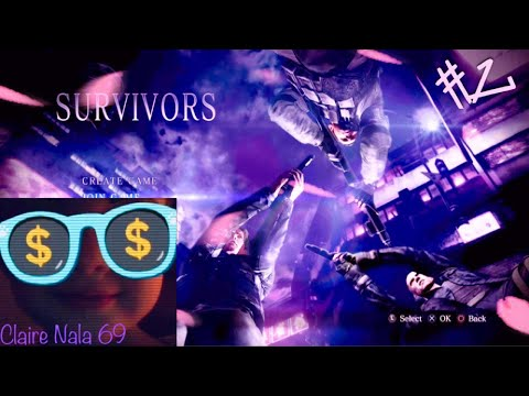 Resident Evil 6 HD Survivors Team Matches W/Friends On PS4 Having Some Fun And Playing Ada Wong