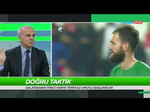 Galatasaray, ikinci yarıya Fatih Terim'le umutlu başlayacak. Oğuz Çetin ve Yusuf Kenan yorumladı.