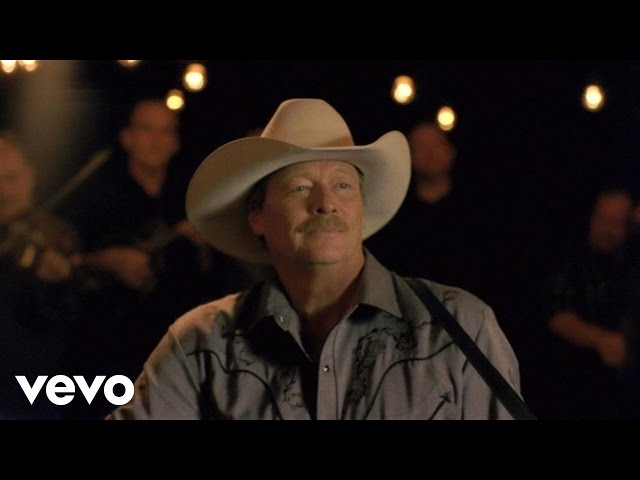 Alan Jackson - Blue Ridge Mountain Song