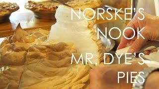 Wisconsin Foodie - Mr. Dye's Pies & Norske's Nook - Full Episode