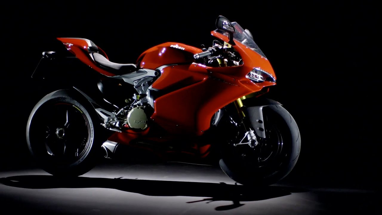 Ducati 1299 Panigale S 4k Wallpapers: Hit The Apex, Beauty Video, 2015