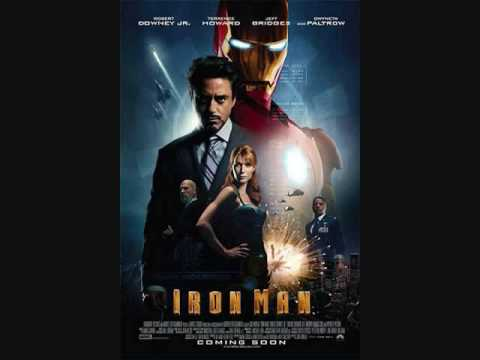 IRON MAN THEME! Instrumental.