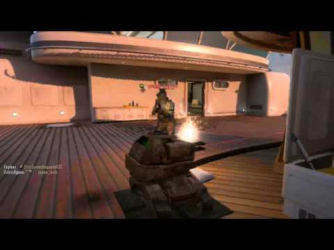 Xephos - Black Ops II Game Clip