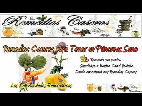 Remedios para la Pancreatitis, Inflamación del Páncreas