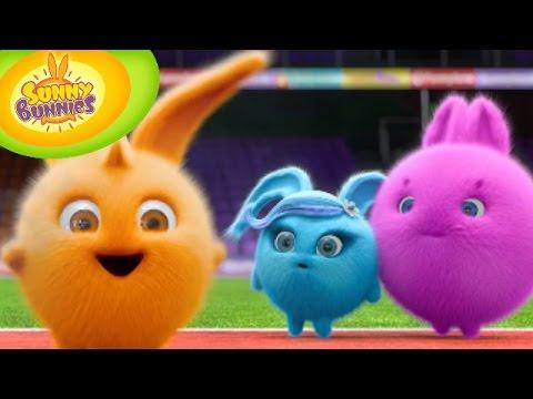 Cartoon ★ Sunny Bunnies ★ Higher than Anyone ★ Cartoons for Children 2016