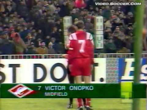 Спартак в Лиге Чемпионов 1993/1994