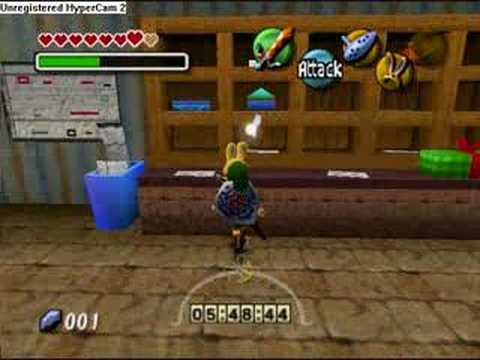 Majora's Mask Walkthrough Part 53 - Postman's Hat