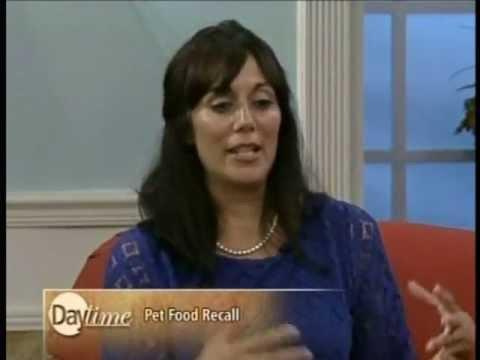 Jenn Fadal discusses Pet Food Recalls