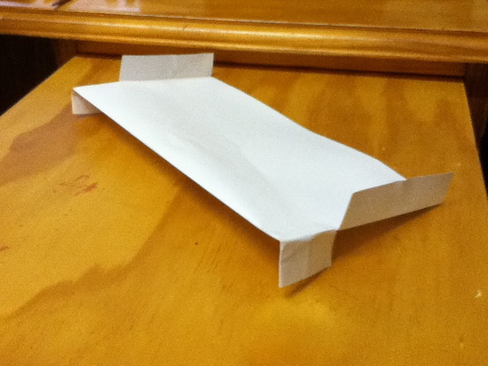 how to make a glider plane step by step