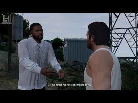 Grand Theft Auto 5 - Misión #23
