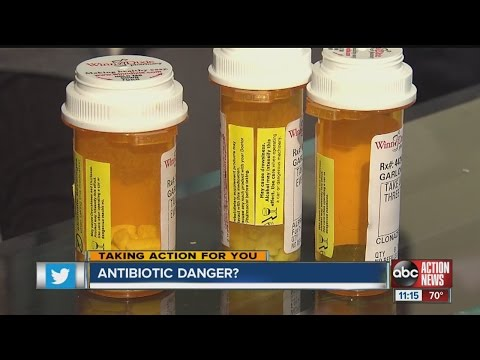 It is a popular and powerful antibiotic, but is it dangerous?