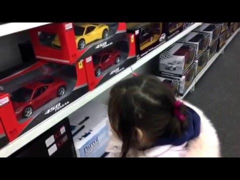 Поход в магазин бытовой техники