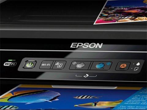 Como instalar impressora Epson L365 Wi Fi