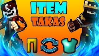 İTEM TAKAS CHALLANGE !! (Minecraft Survival Games 163)w/TersMaske
