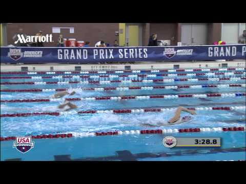 Women's 800m Freestyle Heat 1