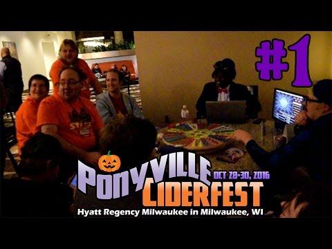 Ponyville Ciderfest 2016 #1 -