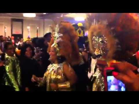 King and queen Zulu 2013
